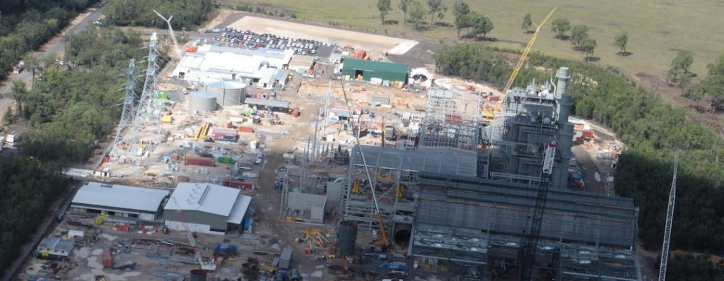 Darling Downs Powerstation, Assiduous Management Services