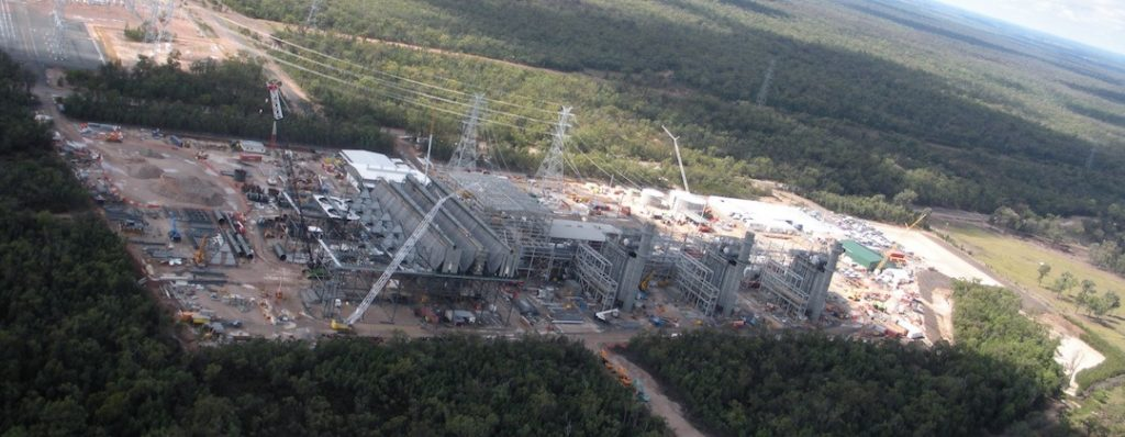 Darling Downs Powerstation2, Assiduous Management Services