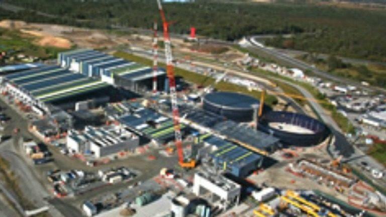 Slider Gold Coast Desalination Project, Assiduous Management Services