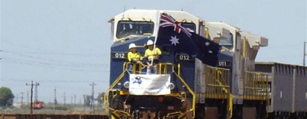 T45 Port Train