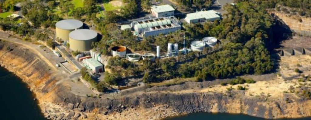 Woronora Water Treatment Plant