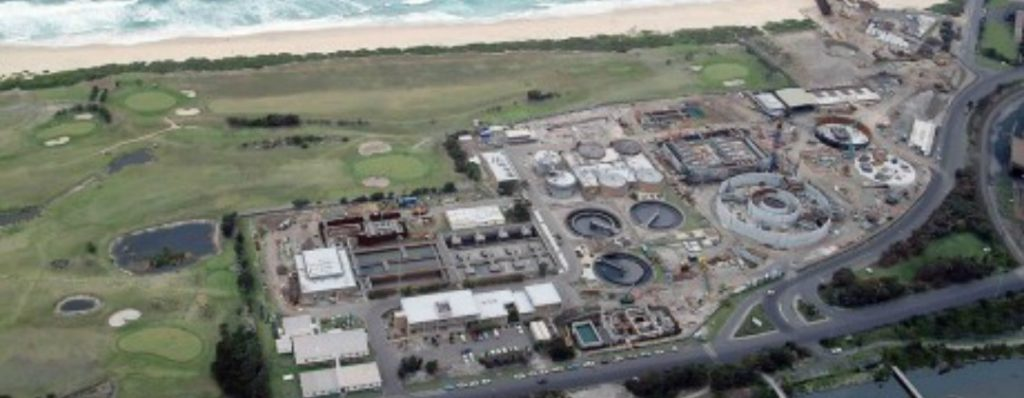 illawarra Water Treatment Plant